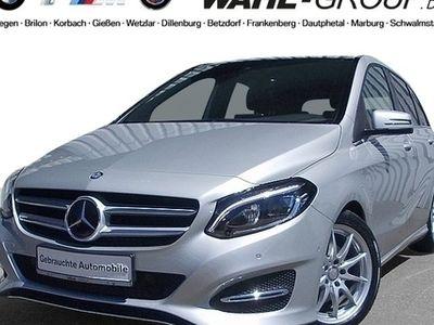 gebraucht Mercedes B220 (CDI) d 4Matic 7G-DCT Urban LED el. Sitze