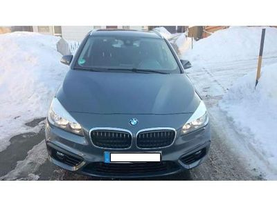 gebraucht BMW 218 Active Tourer 2er Active Tourer Sport Line