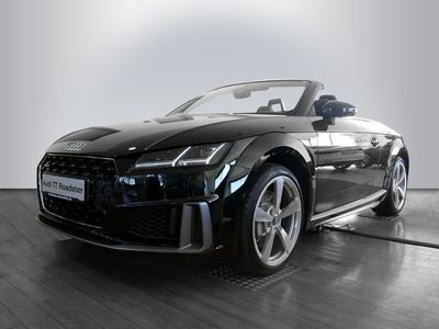 gebraucht Audi TT Roadster 45 TFSI 245PS quattro S tronic S LED