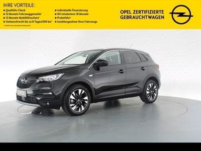gebraucht Opel Grandland X 1.6 Innovation AT, Parkpilot, IntelliLink, Sitzheizung
