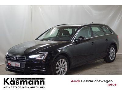 gebraucht Audi A4 Avant Sport 2.0 TDI Navi Xenon AHK APS v.+h.