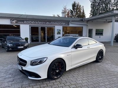 gebraucht Mercedes S63 AMG AMG 4 Matic Coupe