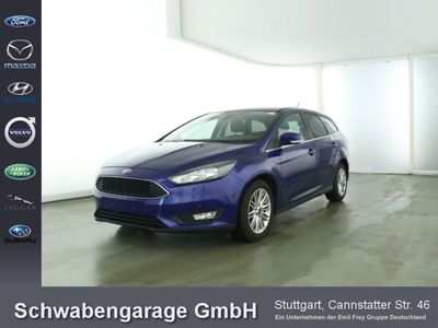 käytetty Ford Focus Turnier 1.0 COOL&CONNECT Sitzhzg. Navi PDC