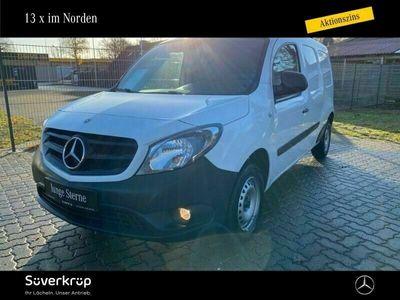 gebraucht Mercedes Citan 111 CDI Kasten/extral./Klima/Kamera als Van/Kleinbus in Neumünster