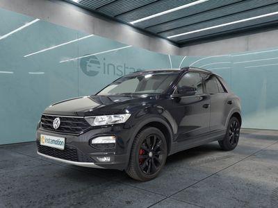 gebraucht VW T-Roc T-Roc1.5 TSI Sport NaviACCKameraBlind/Lane
