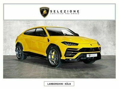 gebraucht Lamborghini Urus 4.0 V8 Autom. als SUV/Geländewagen/Pickup in Köln