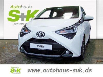 käytetty Toyota Aygo 1.0l Benzin 5-Türer x-play Club ABS ESP ZV