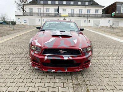 gebraucht Ford Mustang Cabrio 3.7L Leder