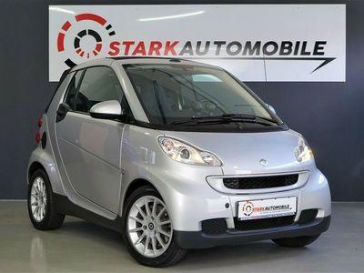 gebraucht Smart ForTwo Cabrio |Auto.|Sitzheiz.|2.Hand|Klima|ALU