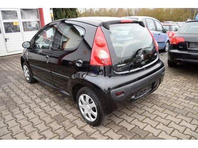 gebraucht Peugeot 107 Aut,Filou 5Türig/Klima/Alu/TÜV-06/2018