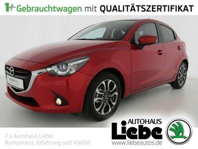 gebraucht Mazda 2 1.5 SPORTS-LINE BIXENON|NAVI|EURO 6 uvm