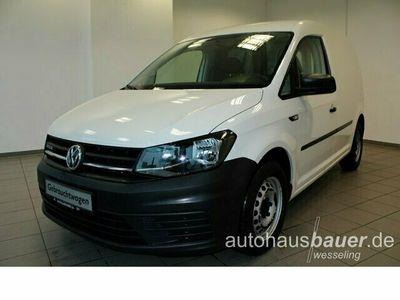 gebraucht VW Caddy Kasten 2,0 l TDI BlueMotion, Klima, Tempomat, Brems Assist