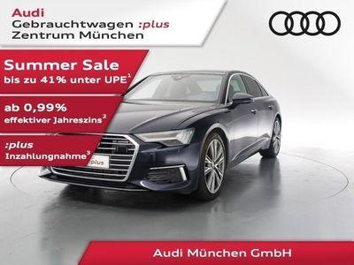 gebraucht Audi A6 50 TDI qu. tiptr. design Pano/HD-Matrix/Allradlenk