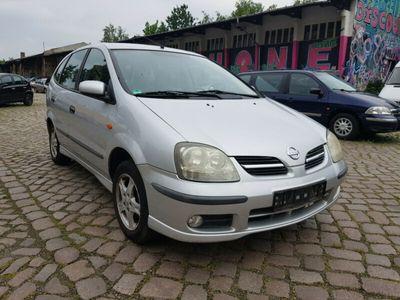 used Nissan Almera Tino 1.8 acenta plus