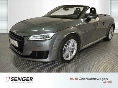 gebraucht Audi TT Roadster 2.0 TFSI AMI MMI-Navigation Plus Fahrzeuge kaufen und verkaufen