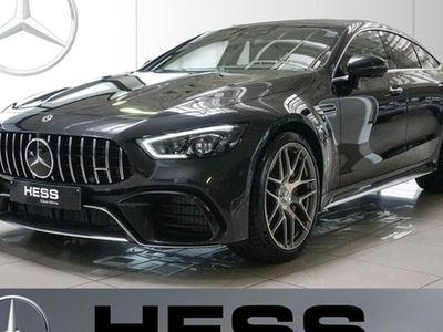 gebraucht Mercedes AMG GT 63 S 4MATIC+ Sitzklima+Burmester+Comand
