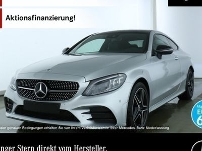 gebraucht Mercedes C200 Cp. 4M AMG Pano Multibeam COMAND Night PTS