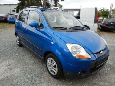 gebraucht Chevrolet Matiz 1.0 SE KLIMA EURO 4
