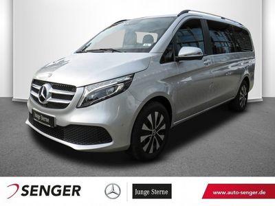 gebraucht Mercedes V220 d ED/L KLIMA LED AHK2,5 KAMERA 9-GANG NEU