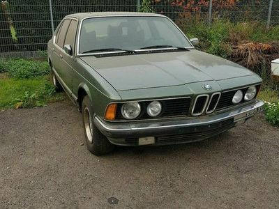 gebraucht BMW 732 i; 5-Gang Bj. 1981 185.000...