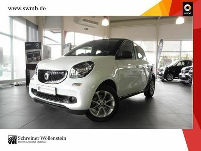 used Smart ForFour 66kW passion Klima Komfort SHZ Tempo PDC