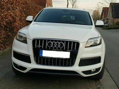 gebraucht Audi Q7 3.0 TDI Euro6 ACC 7 Sitze S-Line