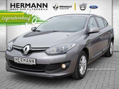 gebraucht Renault Mégane 1.6 Benzin
