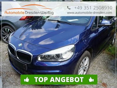 gebraucht BMW 216 Active Tourer d Advantage*Navi*LED*Hifi*PDC