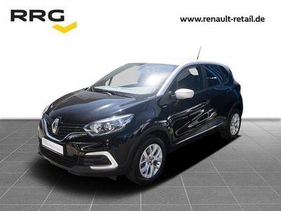 gebraucht Renault Captur 1.2 TCe 120 LIMITED AUTOMATIK Automatik, Navi, Kl