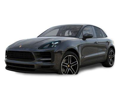 gebraucht Porsche Macan Turbo Macan | 20-Zoll Räder |