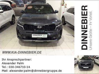 gebraucht Kia Sorento 2.2D AWD DCT8 PLAT 7S Vorführwagen, bei Autohaus Dinnebier GmbH