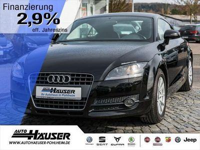 gebraucht Audi TT Coupé 2.0 TFSI LEDER SITZHZG. ALU KLIMA (el. Fenst