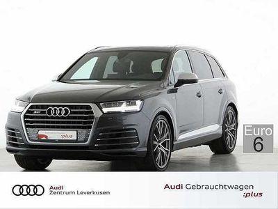 gebraucht Audi SQ7 4.0 MATRIX-LED BOSE PANO AHK KAMERA NAVI+