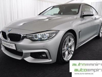 gebraucht BMW 420 dA Coupe M-Sport LED/NAVI/ALCAN/SHZ/M-DISPLAY