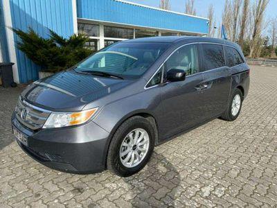 gebraucht Honda Odyssey 3.5 8 Sitzer Klimatr. Leder Rückfahrkam. als Van/Kleinbus in Siehdichum OT Pohlitz