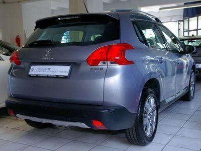 gebraucht Peugeot 2008 e-HDi FAP 92 STOP & START Allure, Navi, Sit