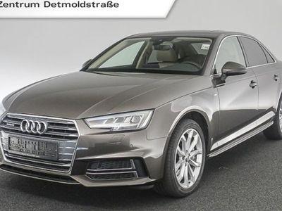 gebraucht Audi A4 3.0 TDI qu. Sport S line MatrixLED Virtual Leder N