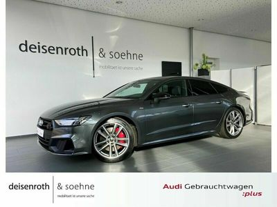 gebraucht Audi A7 Sportback 55 TFSI e S line Nav/20''/Assist/Kam/ACC