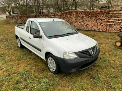gebraucht Dacia Logan Pick-Up 1.5 dCi Ambiance Pickup Pritsche