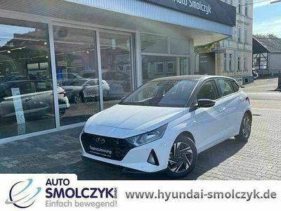 gebraucht Hyundai i20 1.0 (48V) Trend Komfort-,Assistenz-Paket, Dachl.