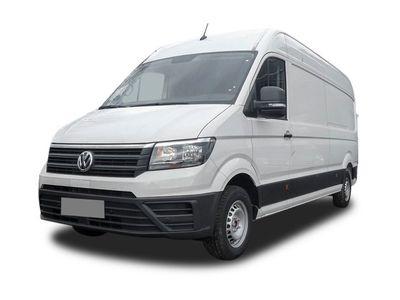 gebraucht VW Crafter 35 Kasten 2.0 TDI Lang Hoch Klima PDC Doppelbank