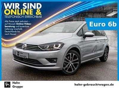 gebraucht VW Golf Sportsvan 1,4TSI DSG LOUNGE Xenon Sitzh PDC