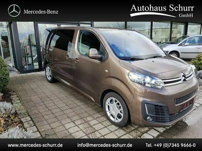 gebraucht Citroën Spacetourer 2.0 BlueHDi 180 M Klima Pano.-Dach