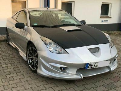 gebraucht Toyota Celica T23 1.8 Motor nur 50tkm Body Kit