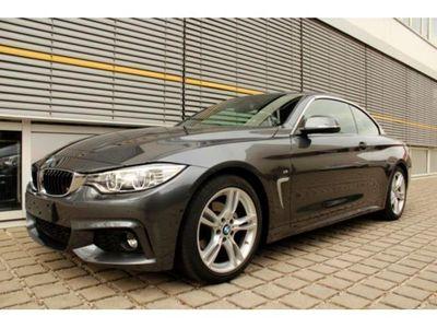 """gebraucht BMW 420 d M Sport Navi Prof Sur. View Adap. LED 18"""""""
