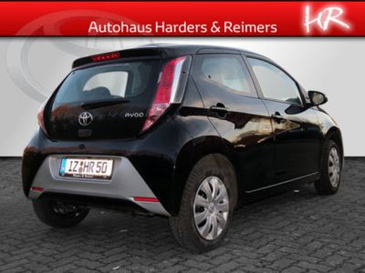 gebraucht Toyota Aygo 1.0 X-Play Touch KLIMA RÜCKFAHRKAMERA