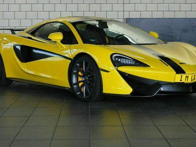gebraucht McLaren 570S SPIDER MSO-HECKFLÜGEL SPORTABGAS LIFT 1HAND als Cabrio/Roadster in Hille