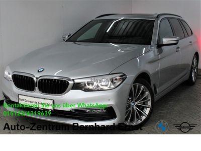 gebraucht BMW 530 i xDrive Sport Line Komfortsitze