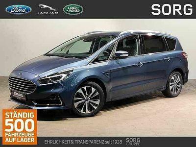 gebraucht Ford S-MAX 2.0 EcoBlueTitanium*AUTOM*7-SITZE*-36%*