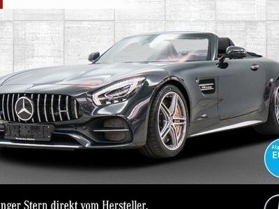 gebraucht Mercedes AMG GT C Keramik Perf-Sitze Perf-Abgas COMAND